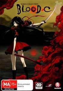 Blood-C - Poster / Capa / Cartaz - Oficial 7