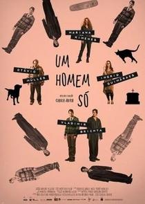 Um Homem Só - Poster / Capa / Cartaz - Oficial 2