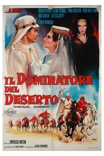 O Vingador do Deserto - Poster / Capa / Cartaz - Oficial 1