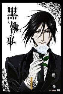 Kuroshitsuji (1ª Temporada) - Poster / Capa / Cartaz - Oficial 23