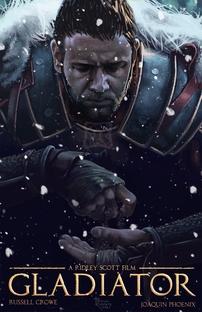 Gladiador - Poster / Capa / Cartaz - Oficial 6