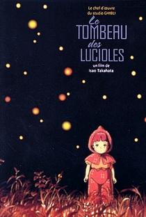 Túmulo dos Vagalumes - Poster / Capa / Cartaz - Oficial 1