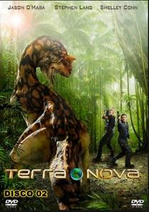 Terra Nova (1ª Temporada) - Poster / Capa / Cartaz - Oficial 6