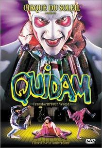 Cirque Du Soleil - Quidam - Poster / Capa / Cartaz - Oficial 1