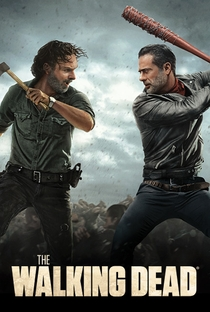 The Walking Dead (8ª Temporada) - Poster / Capa / Cartaz - Oficial 3