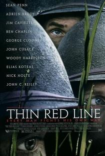 Além da Linha Vermelha - Poster / Capa / Cartaz - Oficial 2