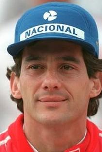Ayrton Senna (I) - Poster / Capa / Cartaz - Oficial 1
