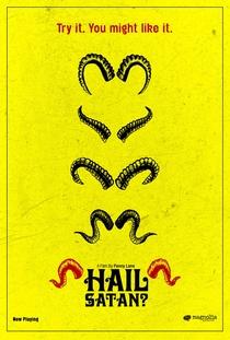 Hail Satan? - Poster / Capa / Cartaz - Oficial 3