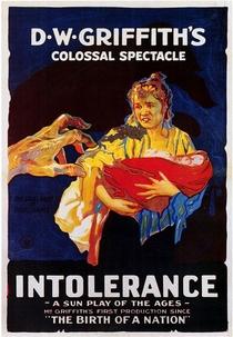 Intolerância - Poster / Capa / Cartaz - Oficial 5