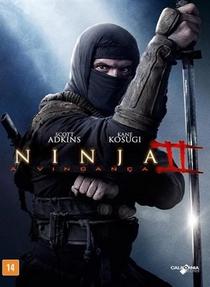 Ninja 2 - A Vingança - Poster / Capa / Cartaz - Oficial 6