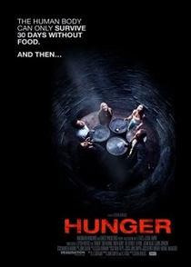 Hunger - Poster / Capa / Cartaz - Oficial 1