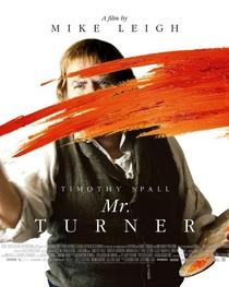 Sr. Turner - Poster / Capa / Cartaz - Oficial 1