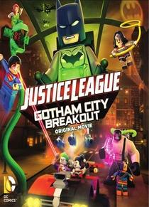 Lego Liga da Justiça - Revolta em Gotham - Poster / Capa / Cartaz - Oficial 1