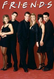 Friends (2ª Temporada) - Poster / Capa / Cartaz - Oficial 3