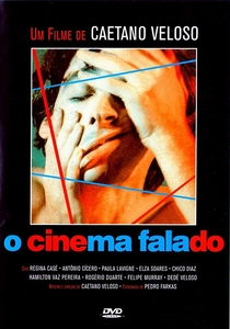 O Cinema Falado - Poster / Capa / Cartaz - Oficial 2