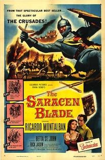A Espada Sarracena - Poster / Capa / Cartaz - Oficial 1