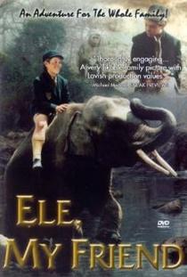 Elle, O Bebe Elefante - Poster / Capa / Cartaz - Oficial 1