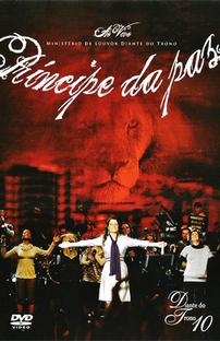 Príncipe da Paz - Diante do Trono 10 - Poster / Capa / Cartaz - Oficial 1