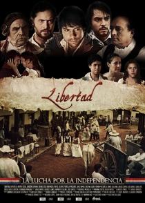 Liberdade - A Luta Pela Independência - Poster / Capa / Cartaz - Oficial 1