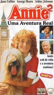 Annie: Uma Aventura Real - Poster / Capa / Cartaz - Oficial 2