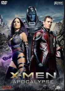 X-Men: Apocalipse - Poster / Capa / Cartaz - Oficial 24