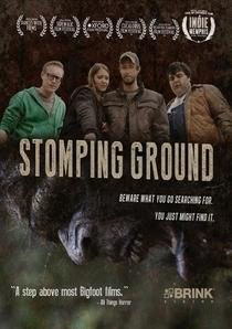 Stomping Ground - Poster / Capa / Cartaz - Oficial 1