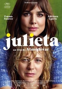 Julieta - Poster / Capa / Cartaz - Oficial 3