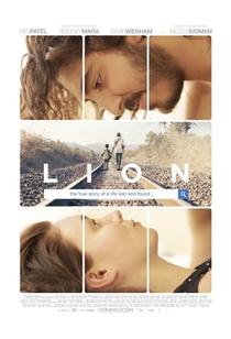 Lion: Uma Jornada Para Casa - Poster / Capa / Cartaz - Oficial 1