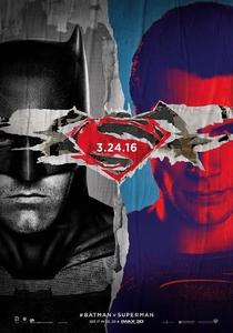 Batman vs Superman - A Origem da Justiça - Poster / Capa / Cartaz - Oficial 3