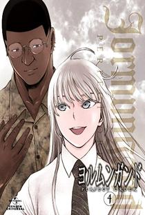 Jormungand (2ª Temporada) - Poster / Capa / Cartaz - Oficial 5