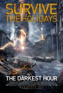 A Hora da Escuridão - Poster / Capa / Cartaz - Oficial 7