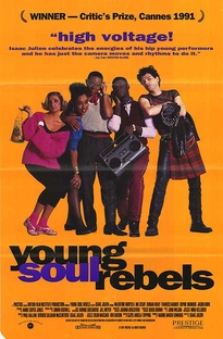 Young Soul Rebels  - Poster / Capa / Cartaz - Oficial 2