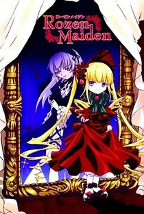 Rozen Maiden (1ª Temporada) - Poster / Capa / Cartaz - Oficial 20