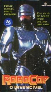 Robo Cop - O Invencível - Poster / Capa / Cartaz - Oficial 1