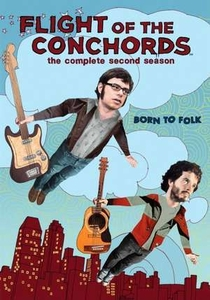 Flight of the Conchords (2ª Temporada) - Poster / Capa / Cartaz - Oficial 1