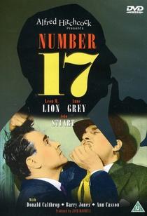 O Mistério Do Número 17 - Poster / Capa / Cartaz - Oficial 1