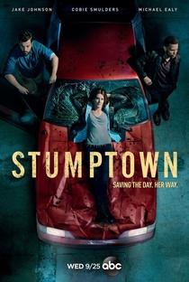 Stumptown: Investigadora Sem Limite (1ª Temporada) - Poster / Capa / Cartaz - Oficial 2