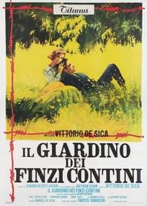 O Jardim dos Finzi-Contini - Poster / Capa / Cartaz - Oficial 1
