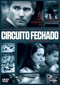Circuito Fechado - Poster / Capa / Cartaz - Oficial 4