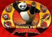 Kung Fu Panda 4 - Poster / Capa / Cartaz - Oficial 1