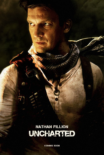 Uncharted: Live Action Fan Film - Poster / Capa / Cartaz - Oficial 2