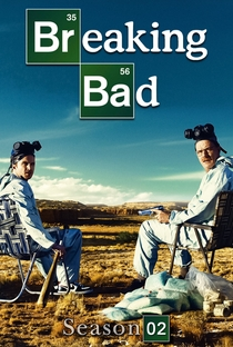 Breaking Bad (2ª Temporada) - Poster / Capa / Cartaz - Oficial 2