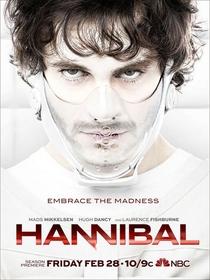 Hannibal (2ª Temporada) - Poster / Capa / Cartaz - Oficial 1