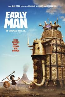 O Homem das Cavernas - Poster / Capa / Cartaz - Oficial 5