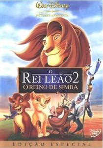 O Rei Leão 2: O Reino de Simba - Poster / Capa / Cartaz - Oficial 3