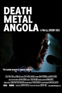 Death Metal Angola - Poster / Capa / Cartaz - Oficial 1