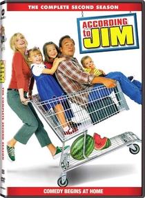 O Jim é Assim (2ª Temporada) - Poster / Capa / Cartaz - Oficial 1