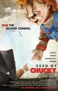 O Filho de Chucky - Poster / Capa / Cartaz - Oficial 2