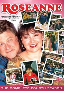 Roseanne (4ª Temporada) - Poster / Capa / Cartaz - Oficial 1