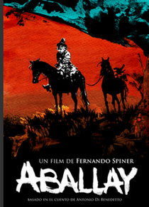 Aballay, O Homem Sem Medo - Poster / Capa / Cartaz - Oficial 2
